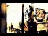 t-dj Milana - Feel, Real (первый клип topless dj Milana)